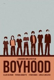 Boyhood: Da Infância à Juventude - Poster / Capa / Cartaz - Oficial 14