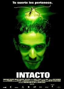 Intacto - Poster / Capa / Cartaz - Oficial 2