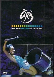 Ara Ketu ao Vivo em Salvador - Poster / Capa / Cartaz - Oficial 1
