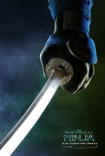 As Tartarugas Ninja - Poster / Capa / Cartaz - Oficial 6