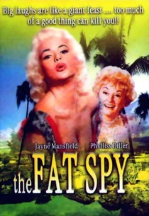 The Fat Spy - Poster / Capa / Cartaz - Oficial 4