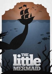 A Pequena Sereia - Poster / Capa / Cartaz - Oficial 9