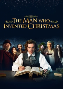 O Homem Que Inventou o Natal - Poster / Capa / Cartaz - Oficial 2