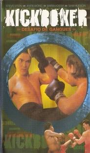 Kickboxer - Desafio de Gangues - Poster / Capa / Cartaz - Oficial 1