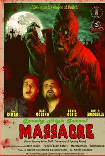 Spooky High School Massacre - Poster / Capa / Cartaz - Oficial 1