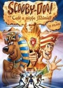 Scooby-Doo em Cadê a Minha Múmia? - Poster / Capa / Cartaz - Oficial 1