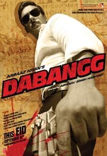 Dabangg - Poster / Capa / Cartaz - Oficial 1