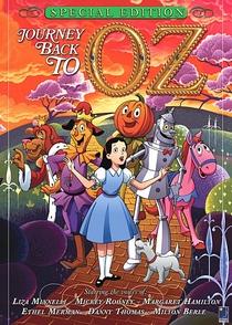 Mundo Maravilhoso de Oz - O Regresso - Poster / Capa / Cartaz - Oficial 4