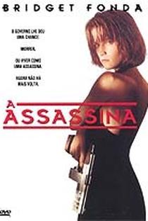 A Assassina - Poster / Capa / Cartaz - Oficial 3