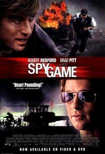 Jogo de Espiões - Poster / Capa / Cartaz - Oficial 4