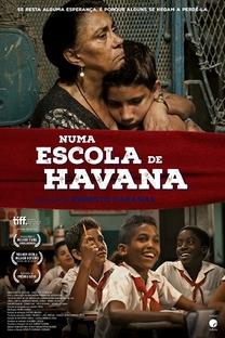 Numa Escola de Havana - Poster / Capa / Cartaz - Oficial 3