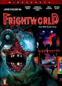 Fright World - Poster / Capa / Cartaz - Oficial 1