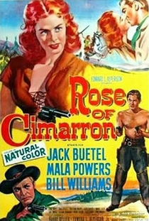 Rosa de Cimarron - Poster / Capa / Cartaz - Oficial 1