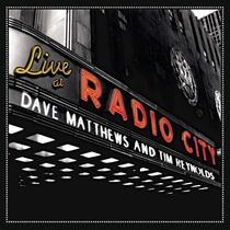 Dave Matthews & Tim Reynolds - Live At Radio City - Poster / Capa / Cartaz - Oficial 1