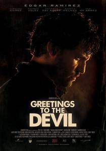 Saudações ao Diabo - Poster / Capa / Cartaz - Oficial 2