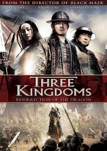 Três Guerreiros - A Ressurreição Do Dragão - Poster / Capa / Cartaz - Oficial 10