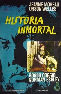 História Imortal - Poster / Capa / Cartaz - Oficial 6