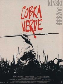 Cobra Verde - Poster / Capa / Cartaz - Oficial 1