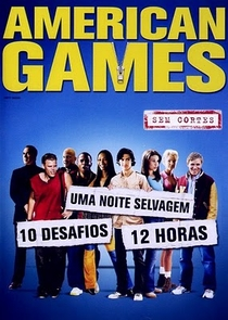 American Games - Poster / Capa / Cartaz - Oficial 4