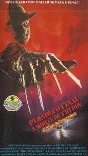 A Hora do Pesadelo 6: Pesadelo Final - A Morte de Freddy - Poster / Capa / Cartaz - Oficial 3