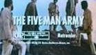 (CANAL FILMES) EXERCITO DE 5 HOMENS (5 Man Army)