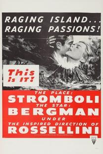 Stromboli - Poster / Capa / Cartaz - Oficial 8