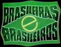 Brasileiras e Brasileiros - Poster / Capa / Cartaz - Oficial 1