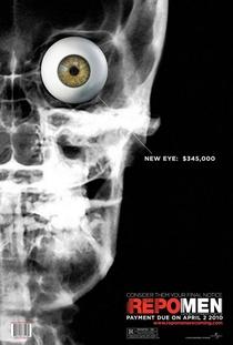 Repo Men: O Resgate de Órgãos - Poster / Capa / Cartaz - Oficial 5