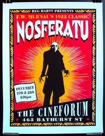 Nosferatu - Poster / Capa / Cartaz - Oficial 4