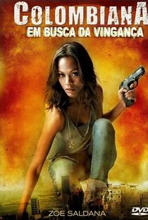 Colombiana - Em Busca de Vingança - Poster / Capa / Cartaz - Oficial 10