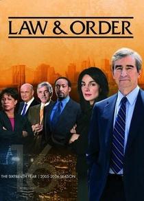 Lei & Ordem (16ª Temporada) - Poster / Capa / Cartaz - Oficial 1