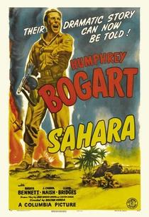 Sahara - Poster / Capa / Cartaz - Oficial 7