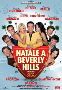 Natale a Beverly Hills - Poster / Capa / Cartaz - Oficial 1