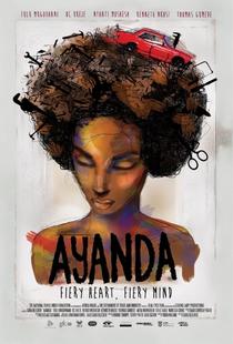 Ayanda - Poster / Capa / Cartaz - Oficial 1