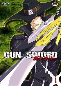 Gun x Sword - Poster / Capa / Cartaz - Oficial 1