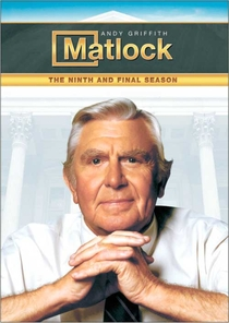 Matlock (9ª Temporada)  - Poster / Capa / Cartaz - Oficial 1