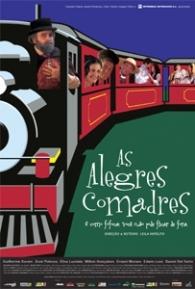 As Alegres Comadres - Poster / Capa / Cartaz - Oficial 1