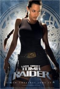 Lara Croft: Tomb Raider - Poster / Capa / Cartaz - Oficial 1