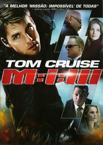 Missão: Impossível 3 - Poster / Capa / Cartaz - Oficial 7