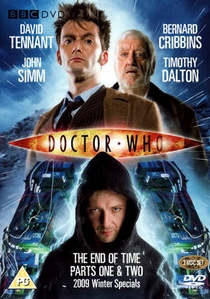 Doctor Who - The End of Time - Poster / Capa / Cartaz - Oficial 1