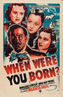 Em Que Dia Você Nasceu? - Poster / Capa / Cartaz - Oficial 1