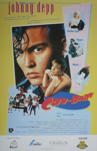 Cry-Baby - Poster / Capa / Cartaz - Oficial 4