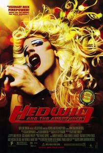 Hedwig: Rock, Amor e Traição - Poster / Capa / Cartaz - Oficial 1