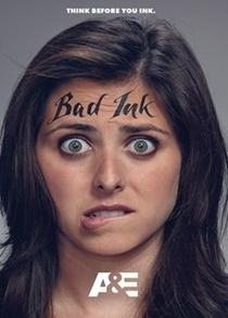 Bad Ink (2ª Temporada) - Poster / Capa / Cartaz - Oficial 1