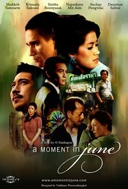 A Moment in June - Poster / Capa / Cartaz - Oficial 1