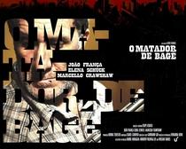 O Matador de Bagé - Poster / Capa / Cartaz - Oficial 1
