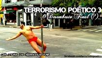 Terrorismo Poético - Poster / Capa / Cartaz - Oficial 1