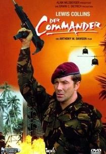 Commander - O Último Soldado Americano - Poster / Capa / Cartaz - Oficial 7