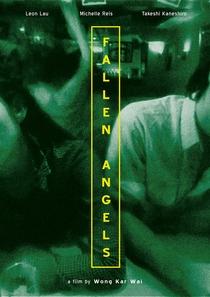 Anjos Caídos - Poster / Capa / Cartaz - Oficial 10