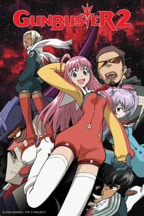 Top wo Nerae 2! Diebuster Gekijouban - Poster / Capa / Cartaz - Oficial 2